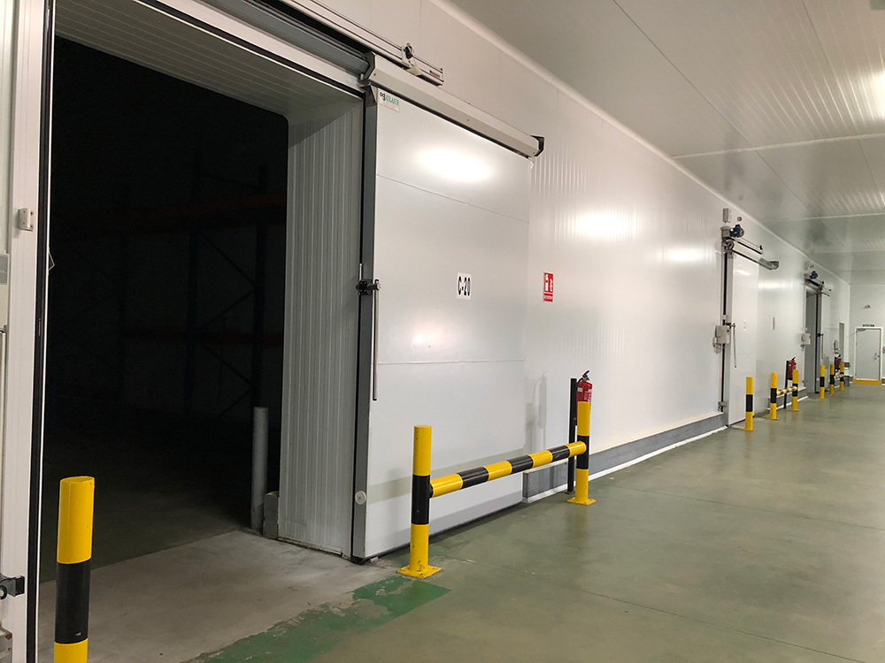 cámaras frigoríficas en Huelva